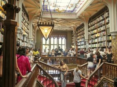 Librería Porto , Lello
