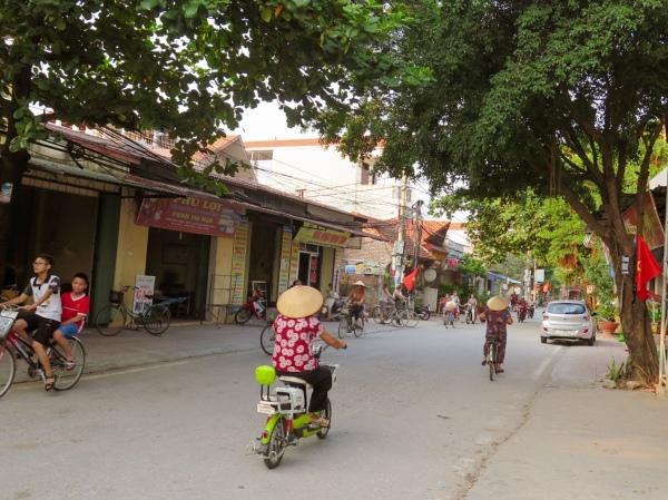 calle de Tam Coc, Vietnam
