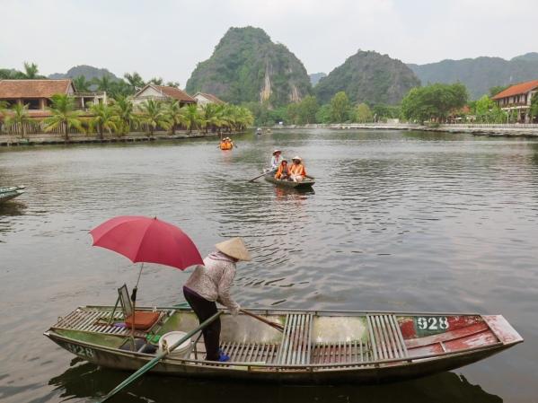 Tam Coc, Ninh Binh ,Vietnam