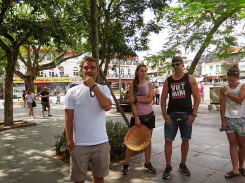 Free tour Hanoi el vietnamita