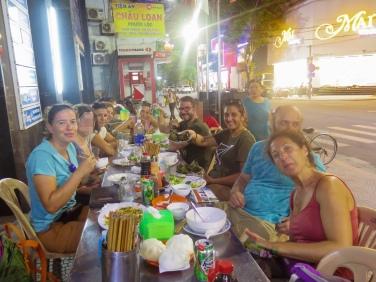restaurante en Hue