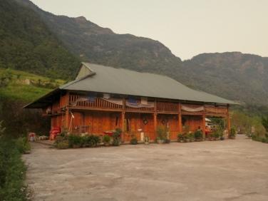 Casa de Mau, homstay en Sapa