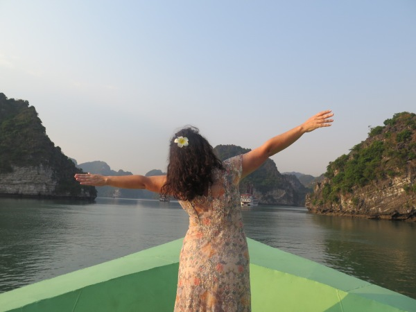 Ha long Bay un plan infinito