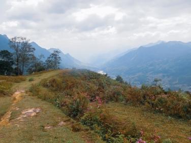 Las montañas de Sapa