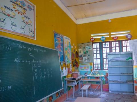 Escuela de Sapa