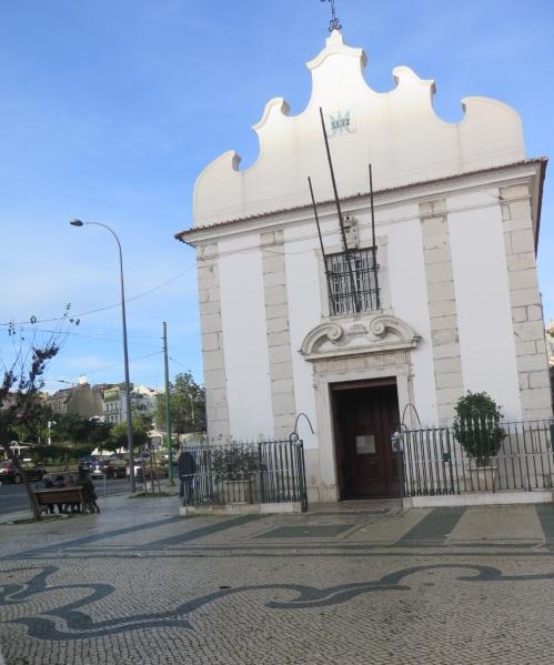Igreja Nosa Senhora da Saude , Lisboa