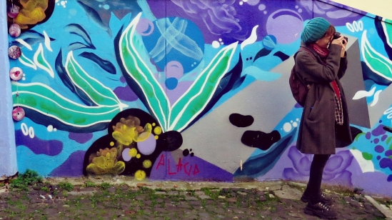 Lisboa referente es street art en Europa