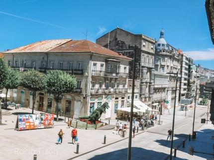 Vigo, Porta do sol
